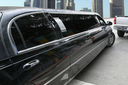 A photo of Toronto stretch limo